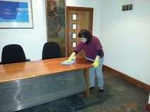 office contract cleaners london
